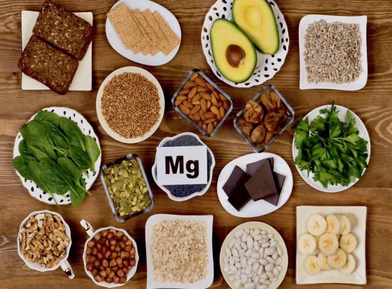 продукты содержащие магний